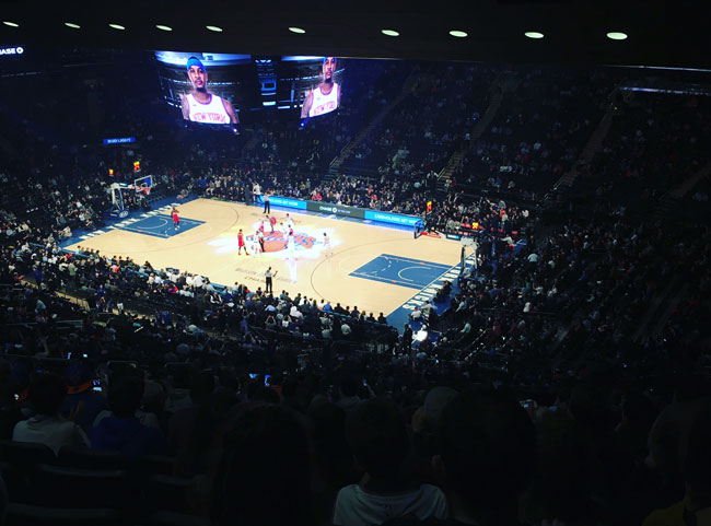 After Living In New York For A Full Year, I Had Yet To Venture To  Basketballu0027s Holiest Grounds. U201cWhoau201d, I Thought.